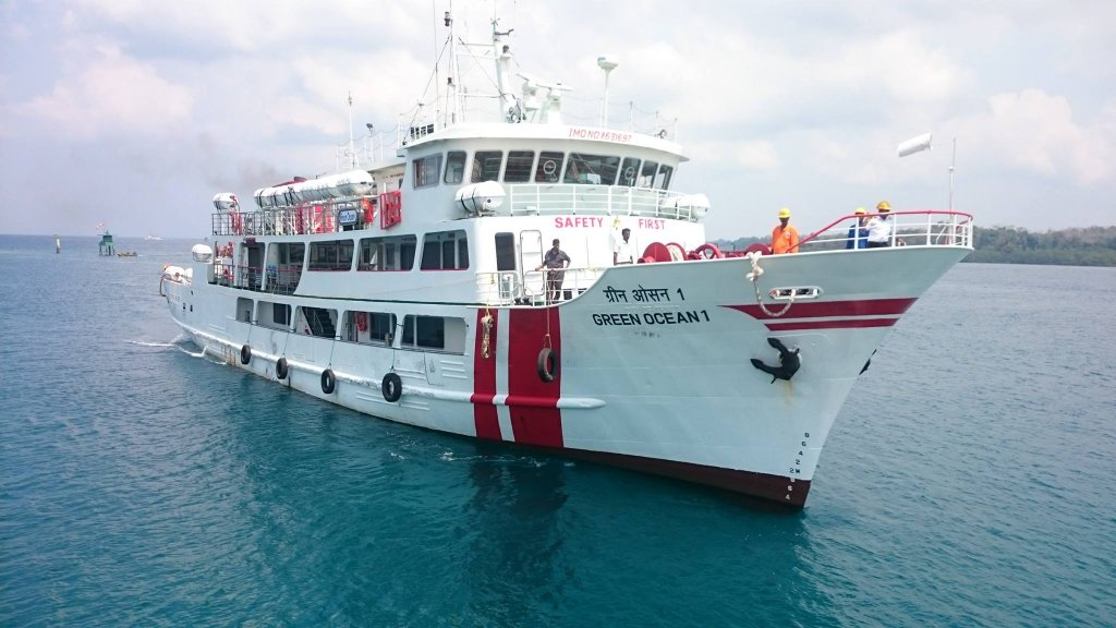 Government Ferry Booking Andaman